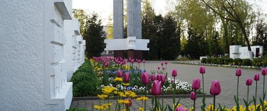 Мемориальный комплекс в честь воинов, погибших в боях за Клецк