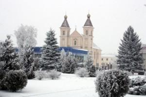 Свято-Воскресенская церковь